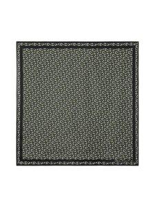 Kenzo - Monogram -silkkihuivi - 99A BLACK | Stockmann