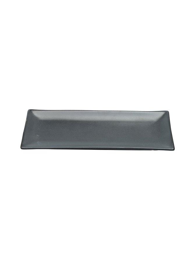 Black-lautanen 26 x 11 cm