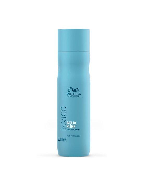 Wella Invigo - Invigo Aqua Pure Purifying -shampoo 250 ml - NOCOL | Stockmann - photo 1