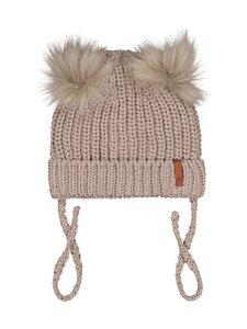 Metsola - Jumbo Beanie Baby Fur -pipo - 41 CASHEW | Stockmann