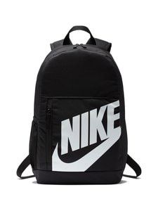 Nike - Elemental Backpack -reppu ja penaali - 013 BLACK/BLACK/WHITE | Stockmann