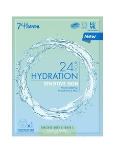 Montagne Jeunesse - Heaven 24h Hydration Mask Sensitive -kangasnaamio | Stockmann