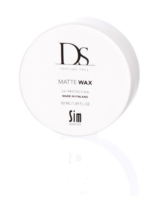 Matte Wax -hajusteeton hiusvaha 50 ml