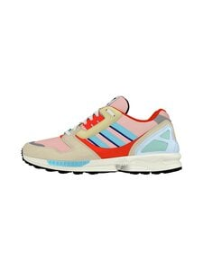 adidas Originals - ZX 8000 -sneakerit - VAPOUR PINK/CLEAR AQUA/EASY YELLOW | Stockmann