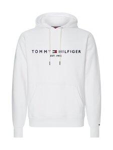 Tommy Hilfiger - Tommy Logo Hoody -huppari - YBR WHITE   Stockmann