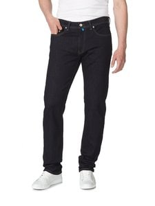 Pierre Cardin - Lyon Tapered FutureFlex -farkut - RINSE DARK BLUE DENIM (TUMMANSININEN) | Stockmann