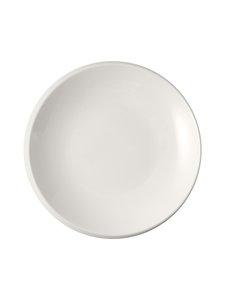 Villeroy & Boch - NewMoon- syvä lautanen 0,9 l - WHITE | Stockmann
