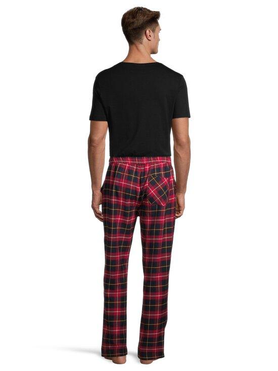 Superdry - Laundry Flannel -pyjamahousut - 4AC HIGHLANDER CHECK RED | Stockmann - photo 3
