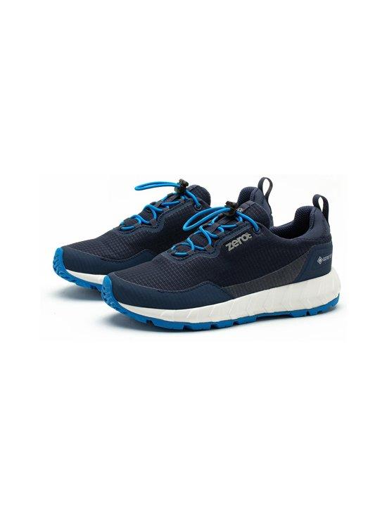 Zero°C - Storo Low Jr GTX -sneakerit - 0515 NAVY/ROYAL BLUE   Stockmann - photo 1