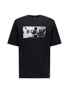 BOSS - TDigital T-paita - 001 BLACK | Stockmann