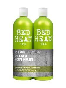 Tigi Bedhead - Urban Antidotes Re-Energize -shampoo ja hoitoaine 2 x 750 ml | Stockmann