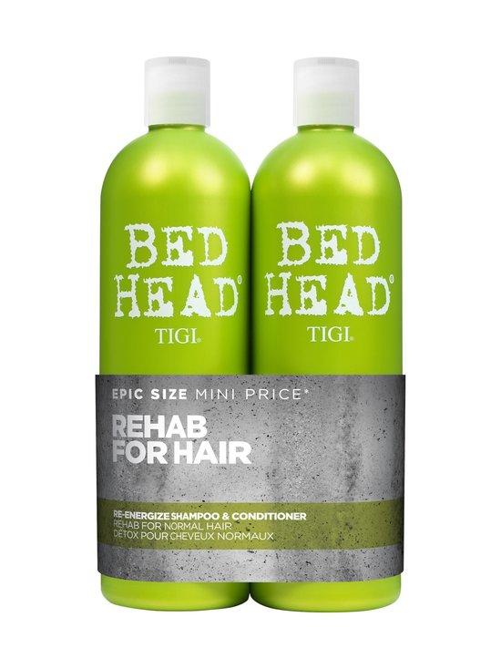 Tigi Bedhead - Urban Antidotes Re-Energize -shampoo ja hoitoaine 2 x 750 ml - null | Stockmann - photo 1