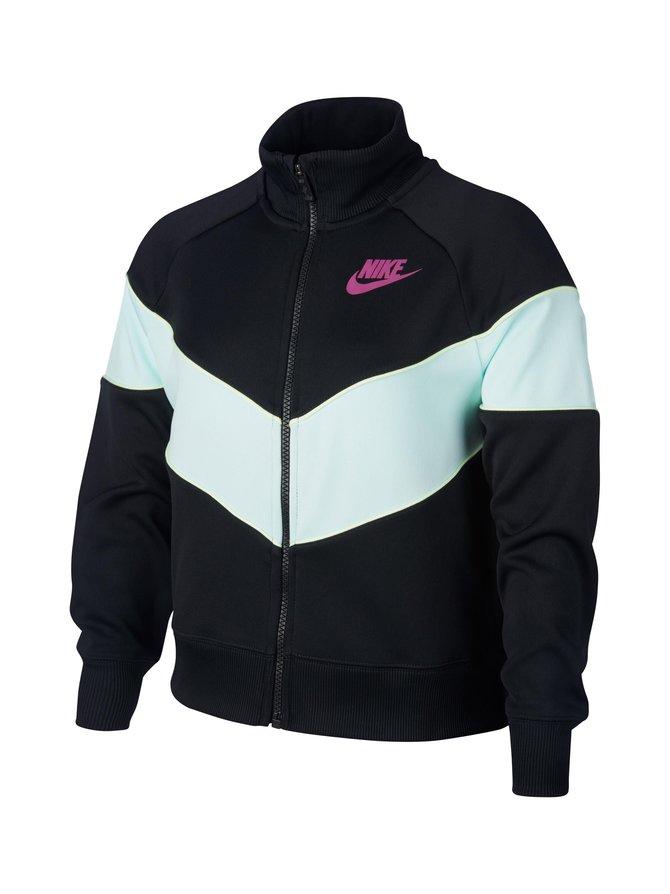 Sportswear Heritage Older Kids' Full-Zip Jacket -verryttelytakki