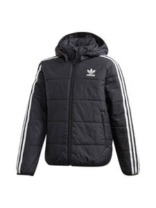 adidas Originals - Padded Jacket -takki - BLACK/WHITE | Stockmann
