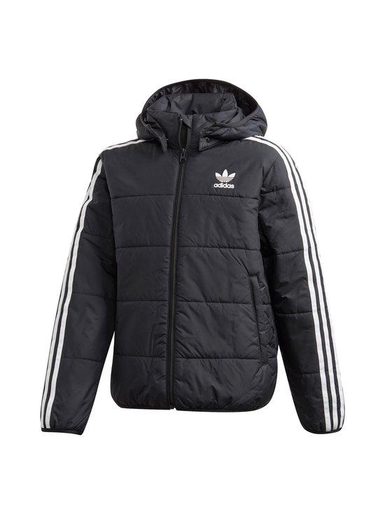 adidas Originals - Padded Jacket -takki - BLACK/WHITE   Stockmann - photo 1