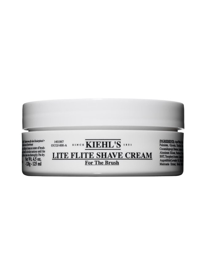 Lite Flite Shave Cream -parranajovoide 128 ml