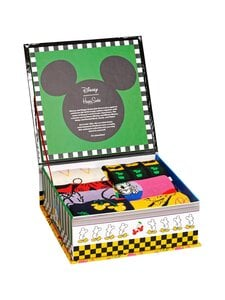 Happy Socks - Disney Gift Set -sukat 6-pack - 0200 0200-MULTI   Stockmann