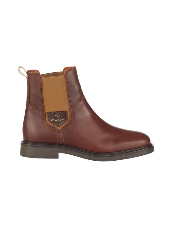 GANT - Ashleyy-nahkanilkkurit - 202 RUSTY BROWN | Stockmann - photo 1