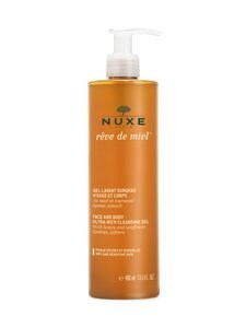 Nuxe - Nuxe Rêve de Miel Ultra Rich Cleansing Gel -puhdistusgeeli 400 ml   Stockmann