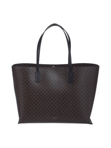 By Malene Birger - Abigail Tote -laukku - 147 - DARK CHOKOLATE | Stockmann