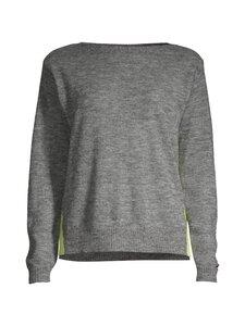 Calvin Klein Womenswear - ALPACA BOAT NECK -neule - P4A MID GREY HEATHER | Stockmann
