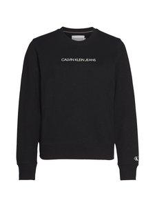 Calvin Klein Jeans - Shrunken Institutional GMD -collegepaita - BAE CK BLACK | Stockmann