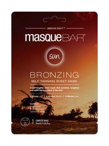 Masque Bar - Self Tanning Sheet Mask -itseruskettava kasvonaamio 21 ml - null | Stockmann
