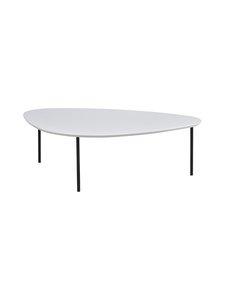 Interface - Delta-sohvapöytä 90 x 120 x 45 cm - WHITE   Stockmann