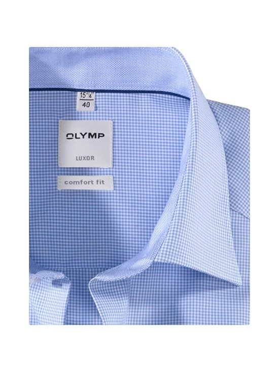 Olymp - Luxor Comfort Fit -kauluspaita - LIGHT BLUE | Stockmann - photo 2