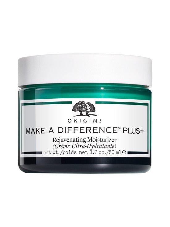 Origins - Make A Difference Plus + Rejuvenating Moisturizer -kosteusvoide 50 ml - null   Stockmann - photo 1