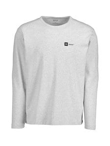 Makia - Dylan Long Sleeve -paita - 910 LIGHT GREY | Stockmann