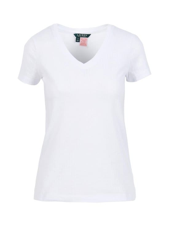 Lauren Ralph Lauren - T-paita - WHITE | Stockmann - photo 1