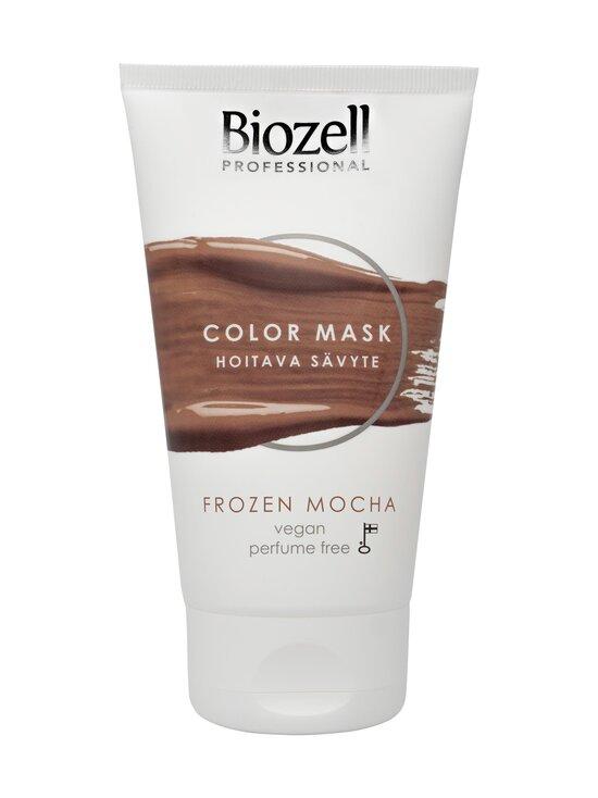 Biozell - Color Mask Soft Ice -sävyte 150 ml - FROZEN MOCHA | Stockmann - photo 1