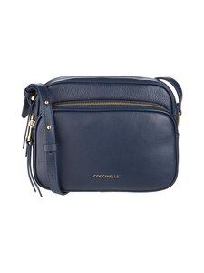 Coccinelle - Lea Handbag Crossover -nahkalaukku - B12 INK | Stockmann
