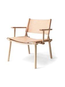 Nikari - December Lounge -tuoli - SAARNI/NUDE | Stockmann