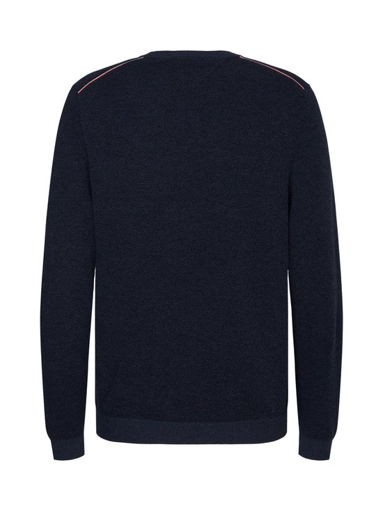 Tommy Hilfiger - Mouline Structure Crew Neck -paita - DW5 DESERT SKY | Stockmann - photo 2