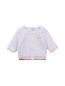 Hugo Boss Kidswear - Neuletakki - 10B WHITE | Stockmann