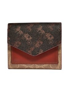 Coach - Small Wallet -lompakko - B4SI0 B4/TAN TRUFFLE RUST | Stockmann