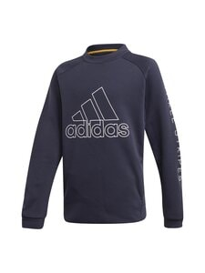 adidas Performance - B Tr Sw Crew -collegepaita - NAVY | Stockmann