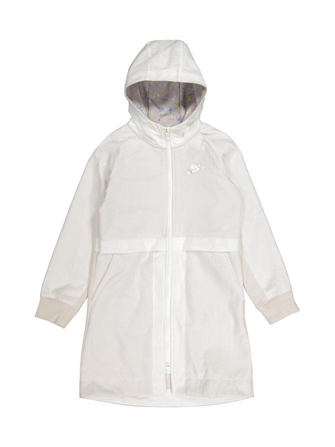 Sportswear Older Kids' Fleece Parka -takki