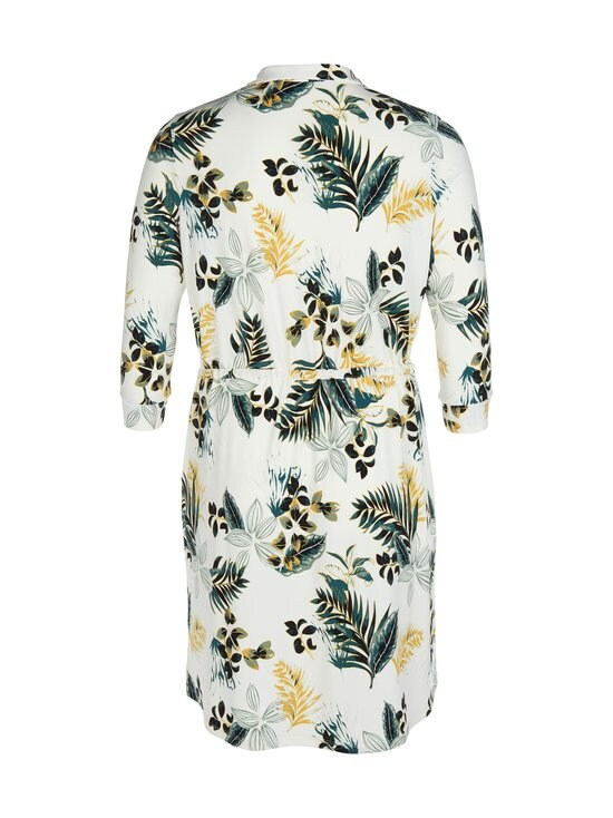 cut & pret PLUS - Minni Plus -paitamekko - OFFWHITE TROPICAL PRINT | Stockmann - photo 2