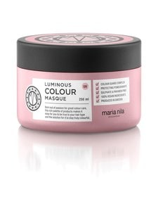 Maria Nila - Care & Style Luminous Colour Masque -hiusnaamio 250 ml | Stockmann
