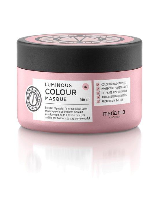 Maria Nila - Care & Style Luminous Colour Masque -hiusnaamio 250 ml - NOCOL | Stockmann - photo 1