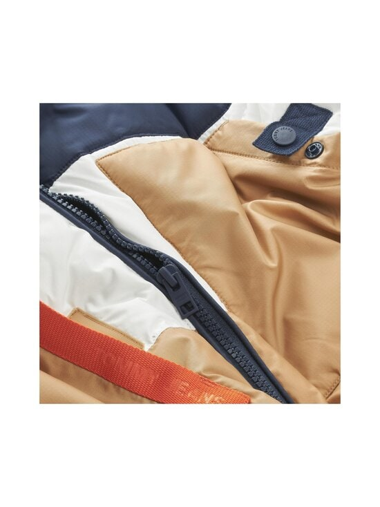 Tommy Jeans - Colour-Blocked Hooded Puffer -toppatakki - RBL CLASSIC KHAKI   Stockmann - photo 4