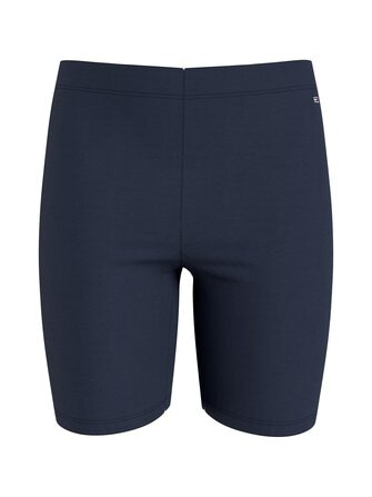 TJW FITTED BRANDED BIKE SHORTS - Tommy Jeans
