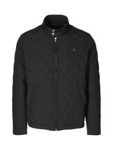 GANT - Quilted Windcheater -takki - 5 BLACK | Stockmann