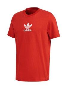 adidas Originals - Premium Tee -paita - LUSRED LUSRED | Stockmann