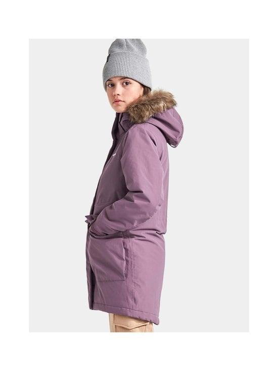 Didriksons - Jamila-parka - EGGPLANT | Stockmann - photo 5