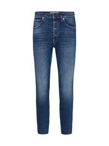 Calvin Klein Jeans Plus - Plus Size High Rise Skinny Ankle -farkut - 1A4 DA150 MID BLUE   Stockmann