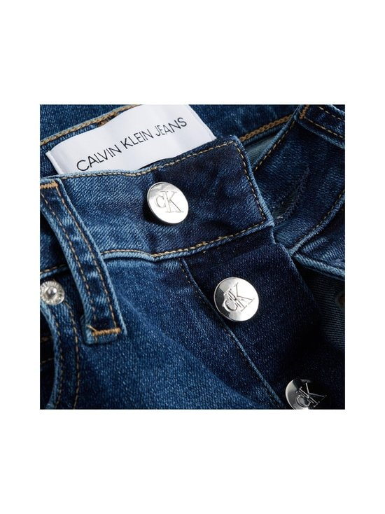 Calvin Klein Jeans Plus - Plus Size High Rise Skinny Ankle -farkut - 1A4 DA150 MID BLUE | Stockmann - photo 2